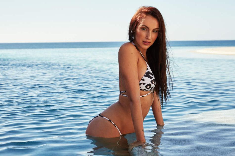 """Ex-""""Bachelor""""-Kandidatin Isabell Bernsee (28) ist weiterhin auf dem Single-Markt."""