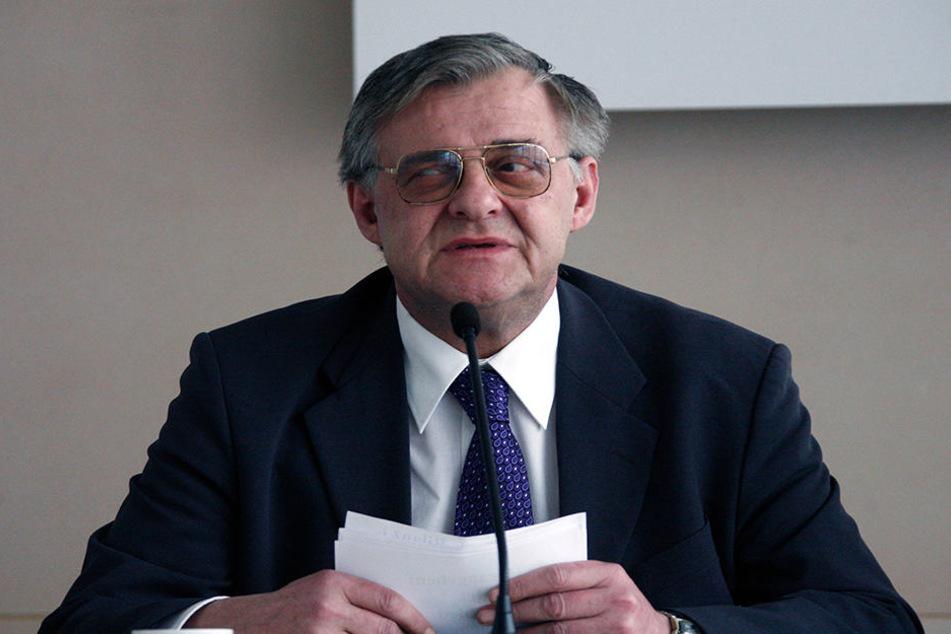 Verstarb völlig unerwartet: der Leipziger Politiker Dietmar Pellmann.