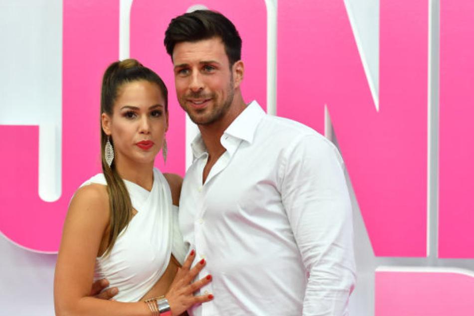 Angelina Heger und Leonard Freier sind nicht mehr zusammen.