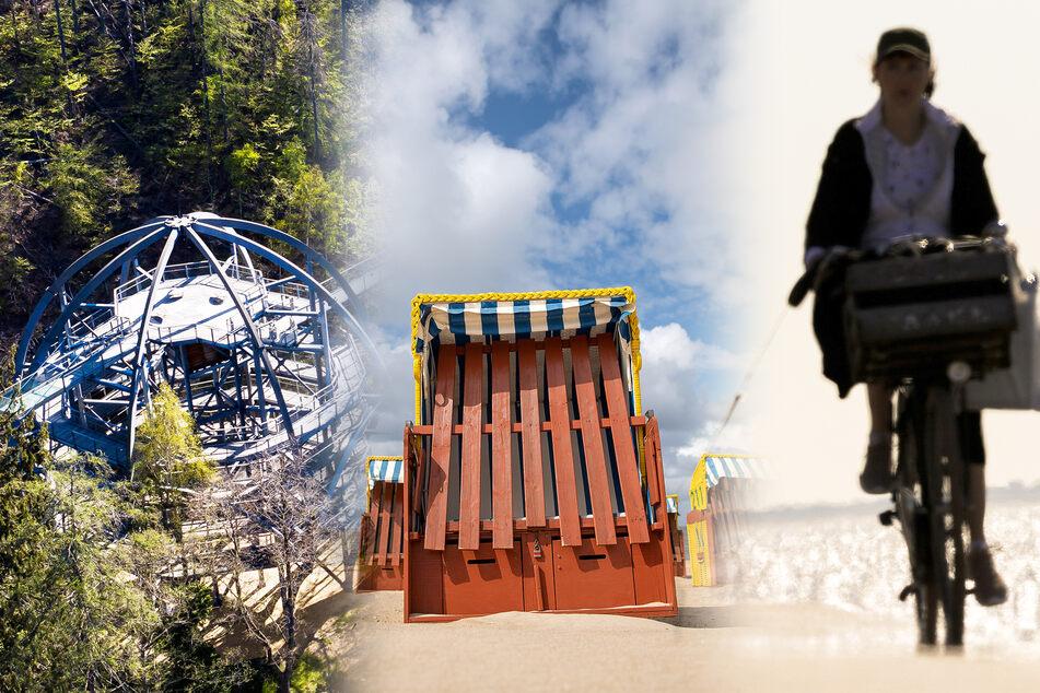 Baden im Meer oder Wandern im Harz: Wie Ausflüge jetzt möglich sind!