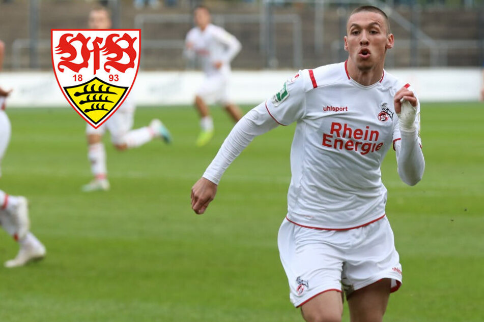 VfB Stuttgart vor Verpflichtung von Kölns Darko Churlinov