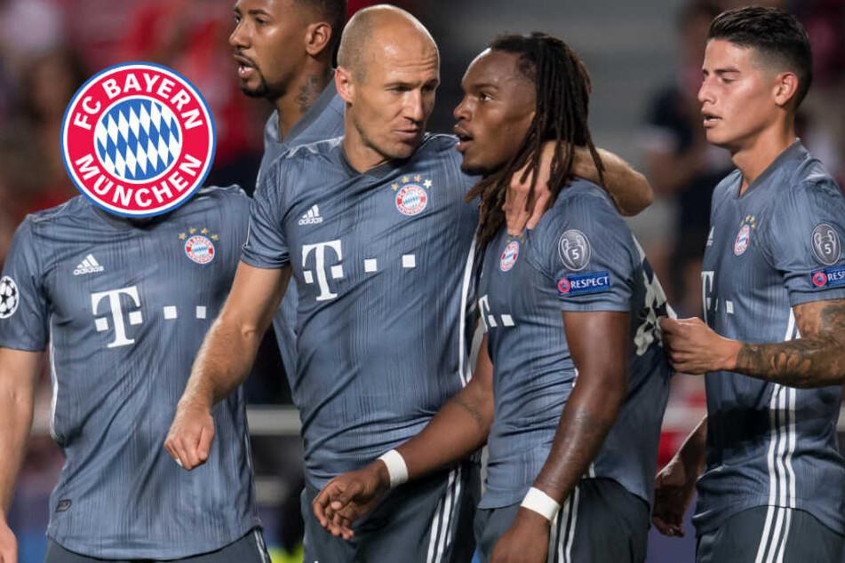 Lewandowski und Sanches sorgen für perfekten Bayern-Auftakt