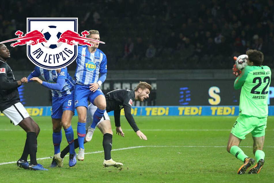 RB Leipzig: Klappt es gegen Hertha endlich mit dem ersten Heimsieg?