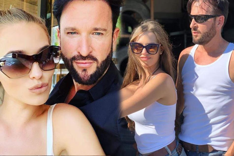 Michael Wendler und seine Laura sind derzeit gemeinsam auf Mallorca.