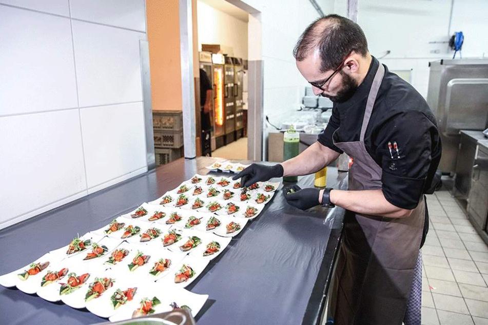 Vize-Küchenchef Sven Kasimir