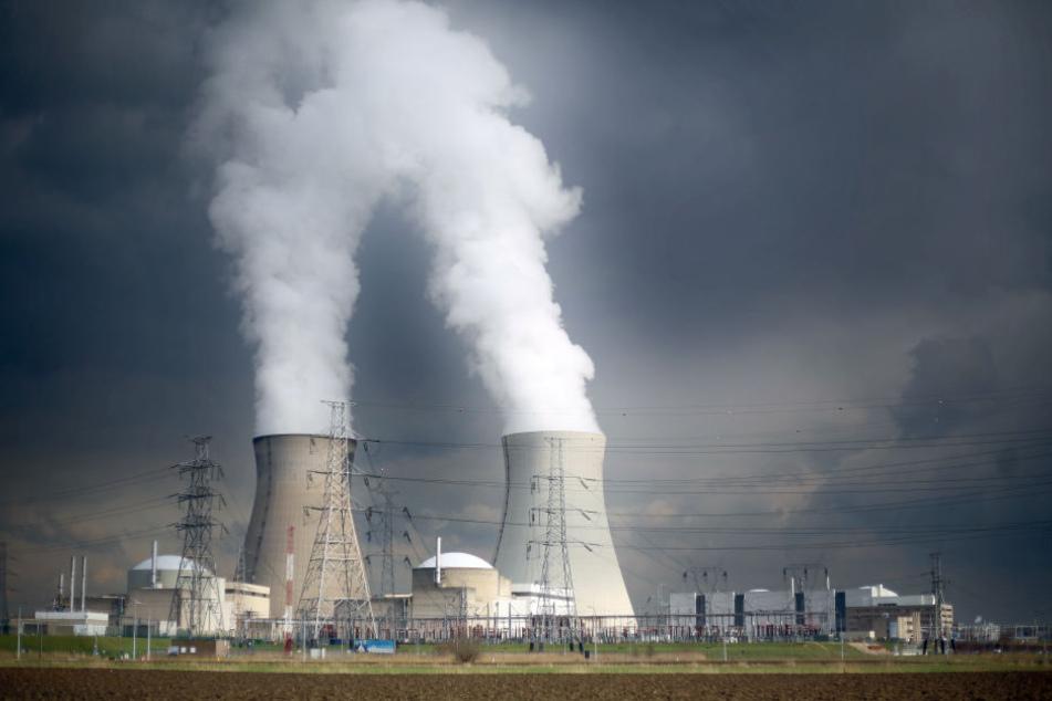 Das Atomkraftwerk in Belgien hat technische Probleme.