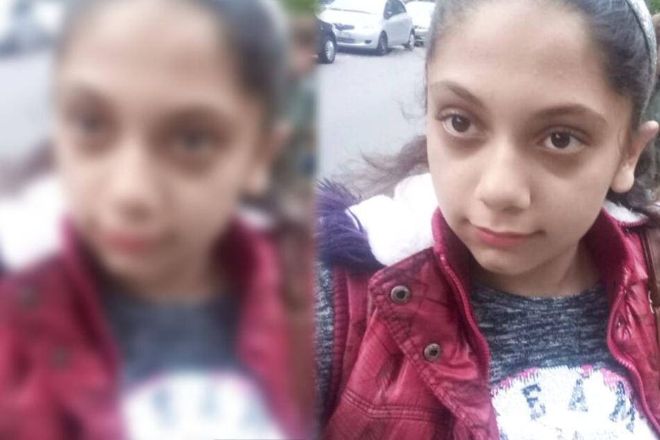 Sie wird schon seit Dienstag vermisst: Wer hat Svetka (12) gesehen?