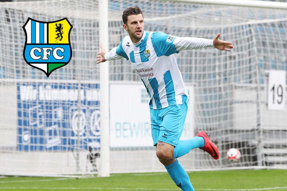 3:2! CFC gewinnt Regionalliga-Test gegen SV Babelsberg 03