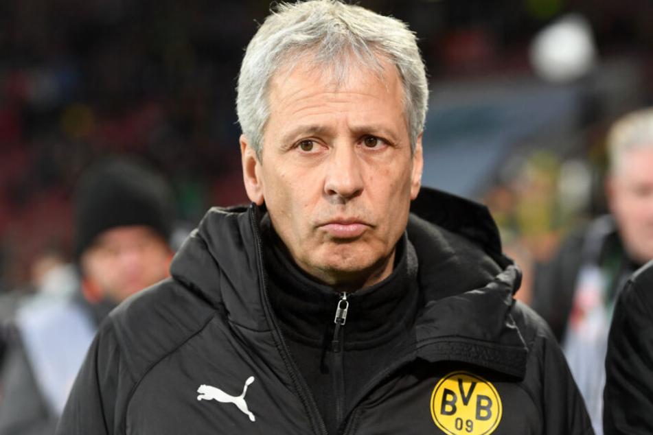 Lucien Favre und Borussia Dortmund können in München einen großen Schritt zum Titel machen.