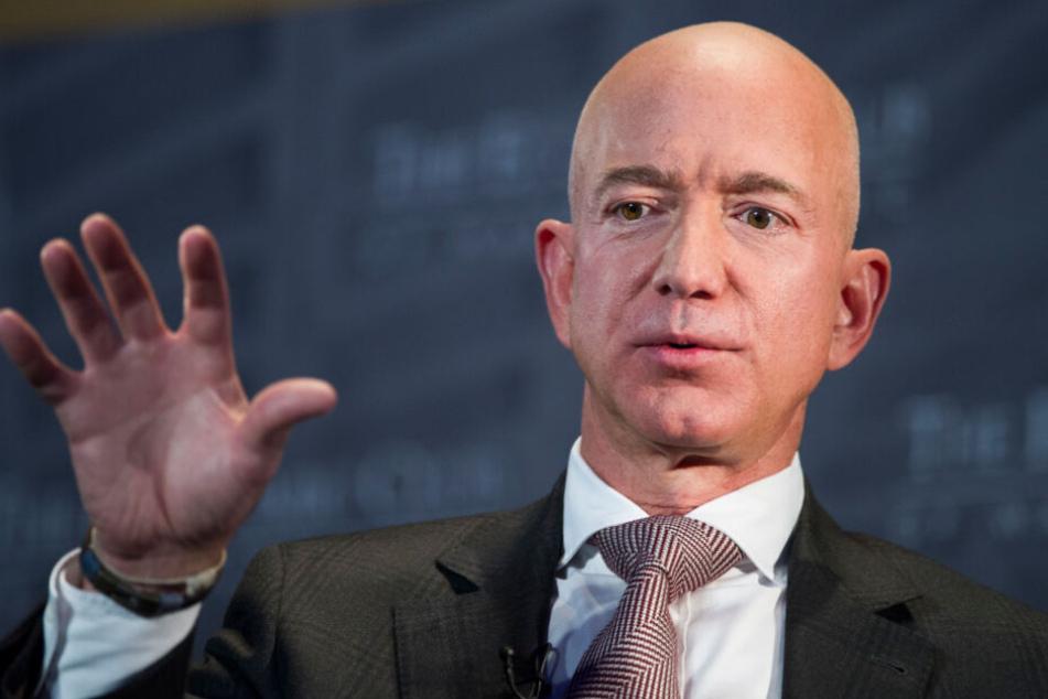 Ist Amazon-Gründer Jeff Bezos von Saudi-Arabien ausspioniert worden?