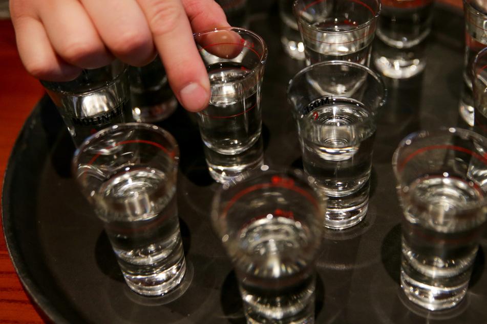 Völlig blau ins Krankenhaus! Mehr Alkoholvergiftungen bei Kindern