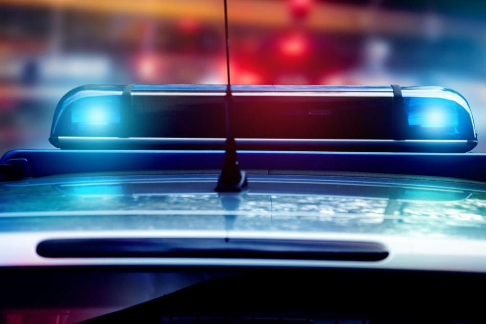 De Polizei konnte den jungen Mann erst auf der Autobahn einholen und stoppen. (Symbolbild)