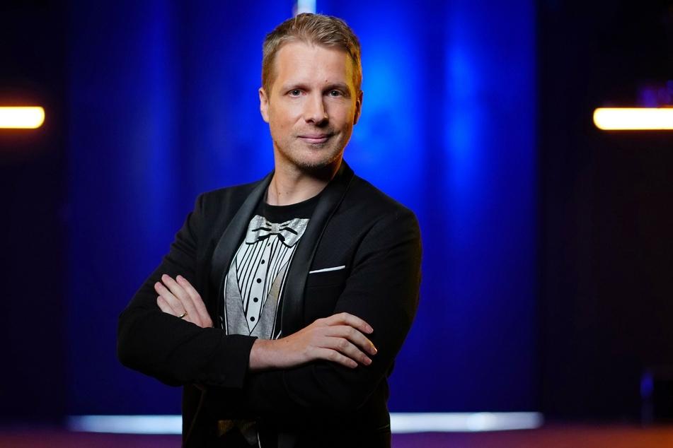 """Oliver Pocher (42) geht mit seiner RTL-Show """"Pocher – Gefährlich ehrlich"""" in die dritte Staffel."""