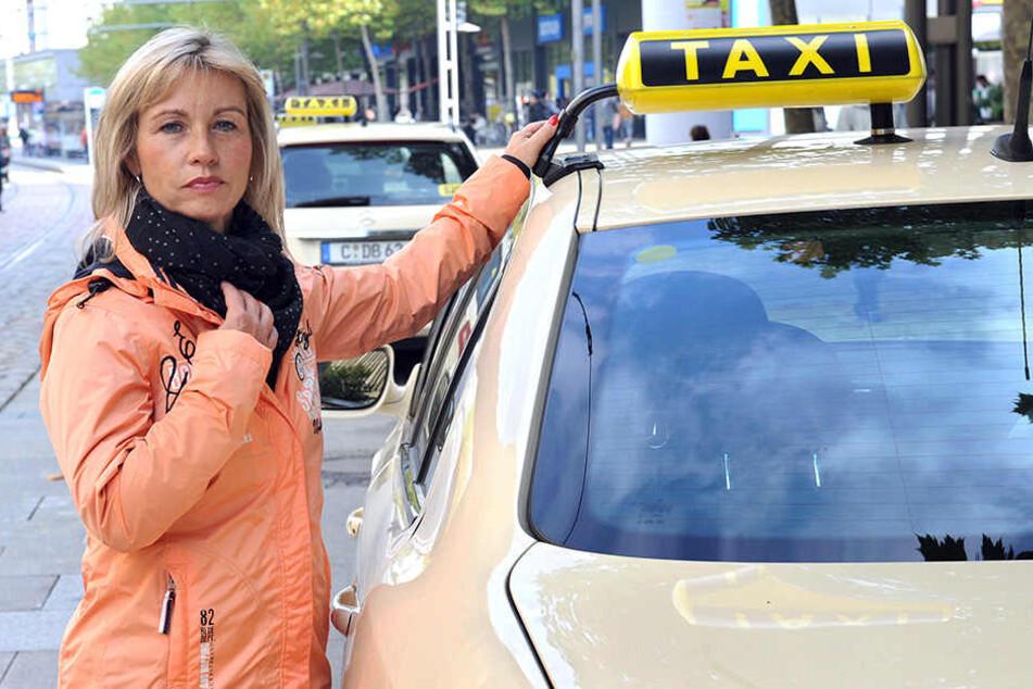 An den Feiertagen sind rund 470 Taxis unterwegs.