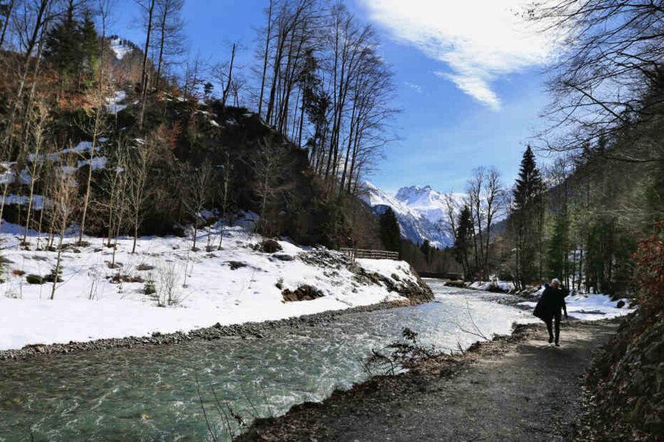 Achterbahn-Wetter in Bayern: Schneit es jetzt etwa nochmal?