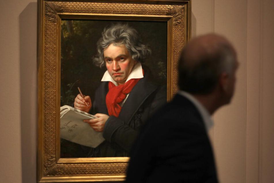 """Die Ausstellung """"Beethoven-Welt.Bürger.Musik"""" ist vom 17. Dezember 2019 bis 26. April 2020 in der Bundeskunsthalle zu sehen."""