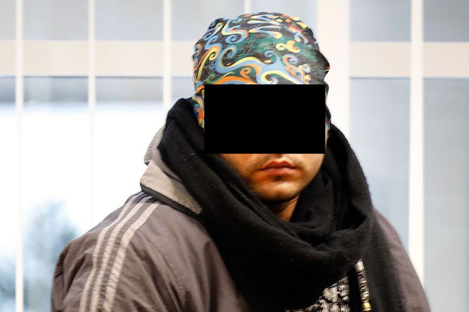 Gurjeet S. (22) soll zweieinhalb Jahre hinter Gitter.