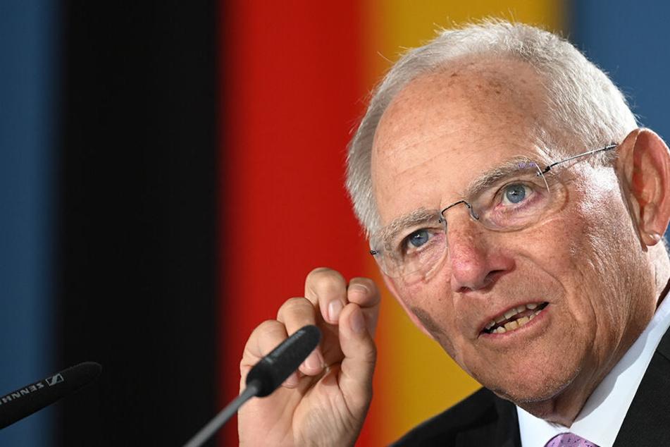 Schäuble gibt AfD indirekt Mitschuld an wachsendem Antisemitismus