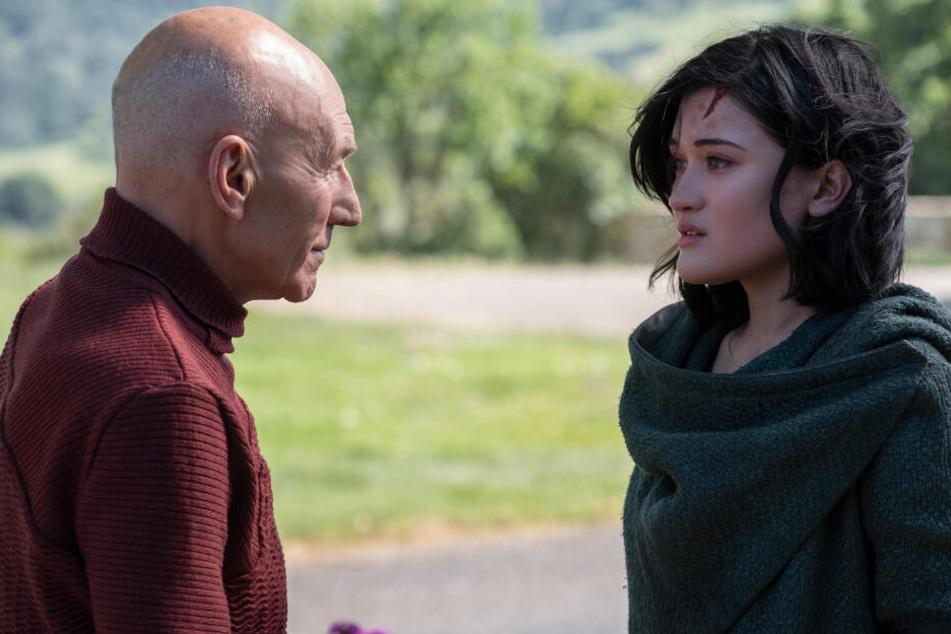 """Treffen der Generationen: """"Star Trek: Picard"""" macht vieles richtig, was unter J J Abrams schief lief."""