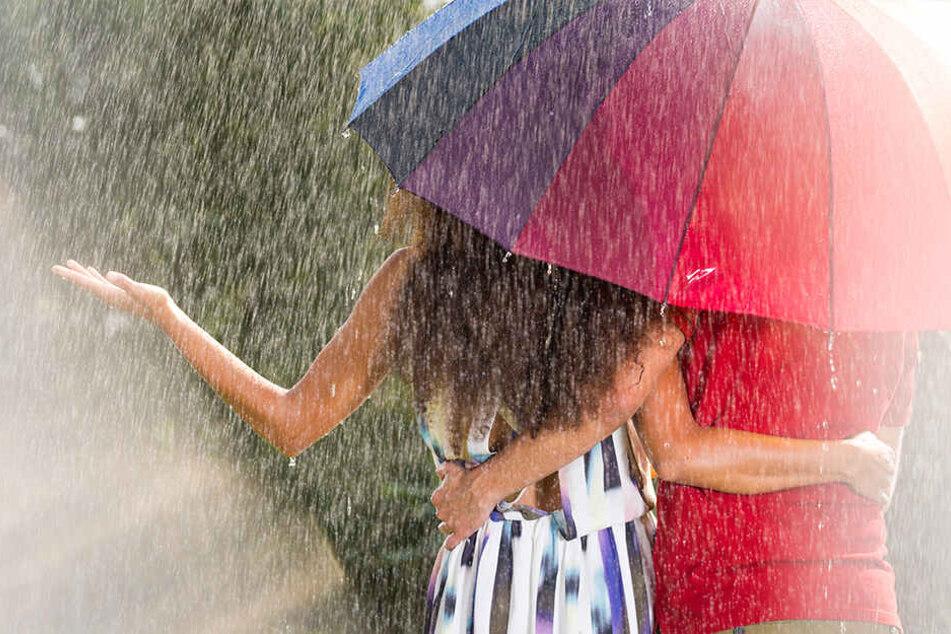 Das erwartet Euch in den nächsten Tagen: viel, viel Regen.