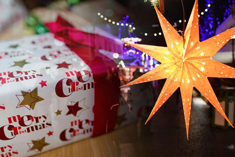 Paketbombe unter Weihnachtsbaum: Polizei kämpft mit Fehlalarmen