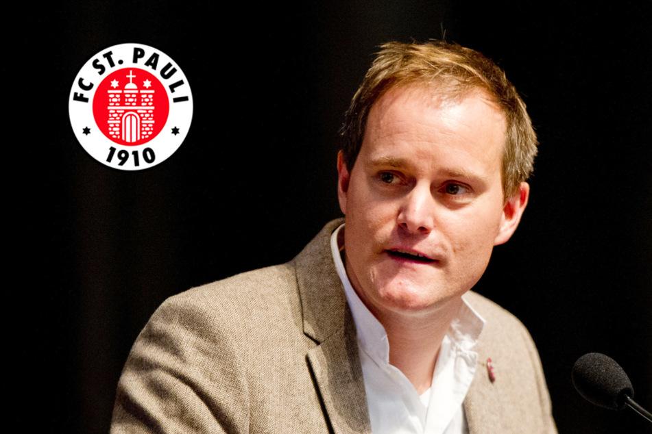 FC St. Pauli-Präsident Oke Göttlich offen für Quarantäne-Trainingslager!