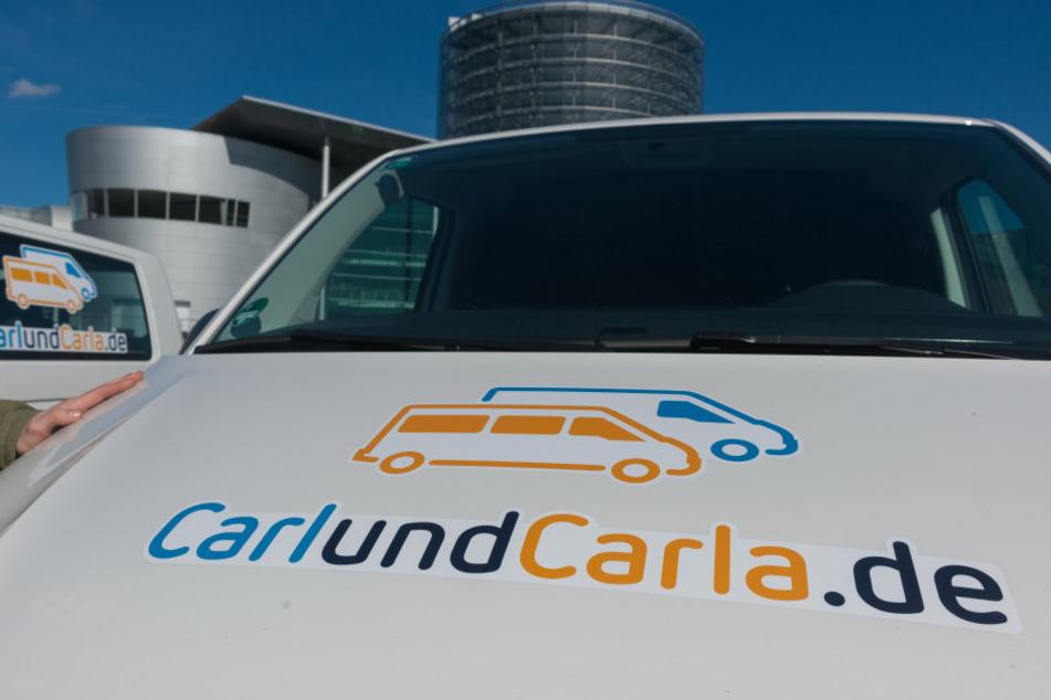 """2013 mit der Vermietung von gebrauchten VW-Bussen in Dresden gestartet,  gibt`s """"CarlundCarla.de"""" inzwischen auch in Leipzig, Halle, Chemnitz - und seit  heute neu in Berlin sowie in Mannheim."""