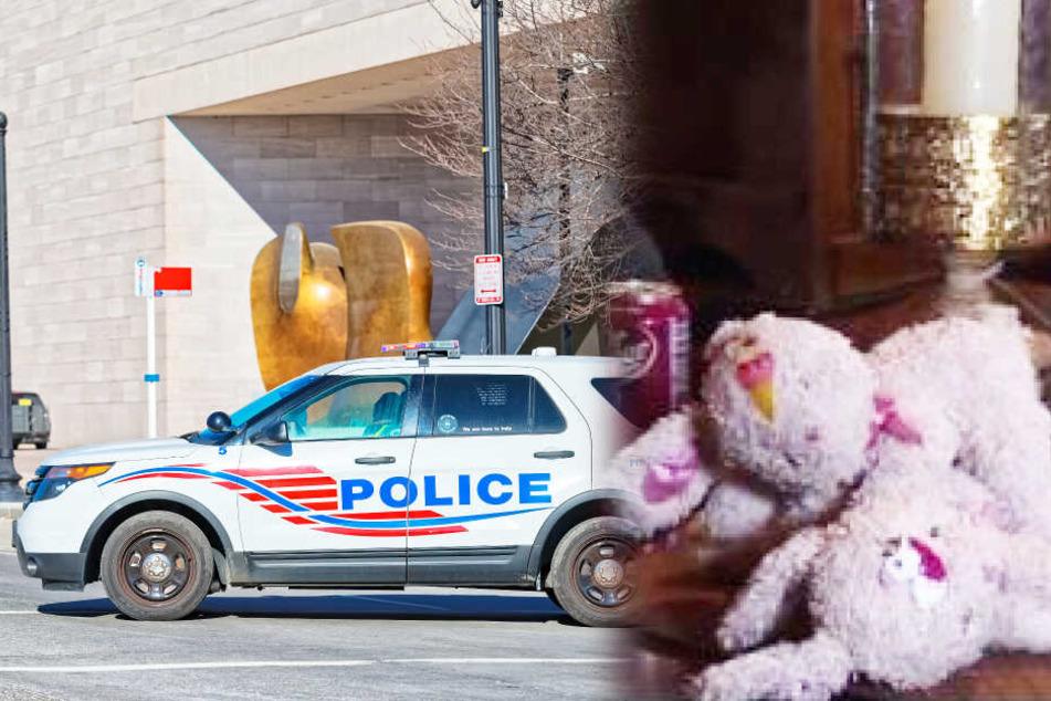 Kind wählt Notruf, weil Plüschtier verletzt ist, dann rückt die Polizei an!