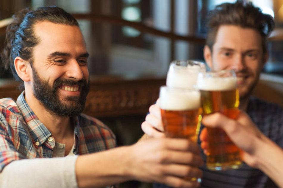 Bock auf Bier in geselliger Runde?