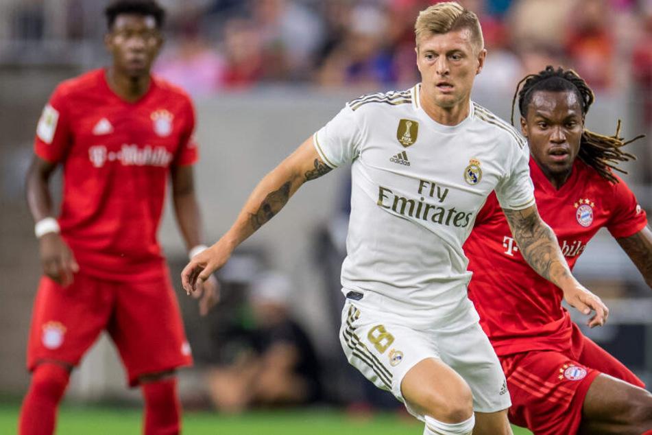 Real Madrid ist der wertvollste Fußball-Club der Welt, der FC Bayern München liegt deutlich dahinter.