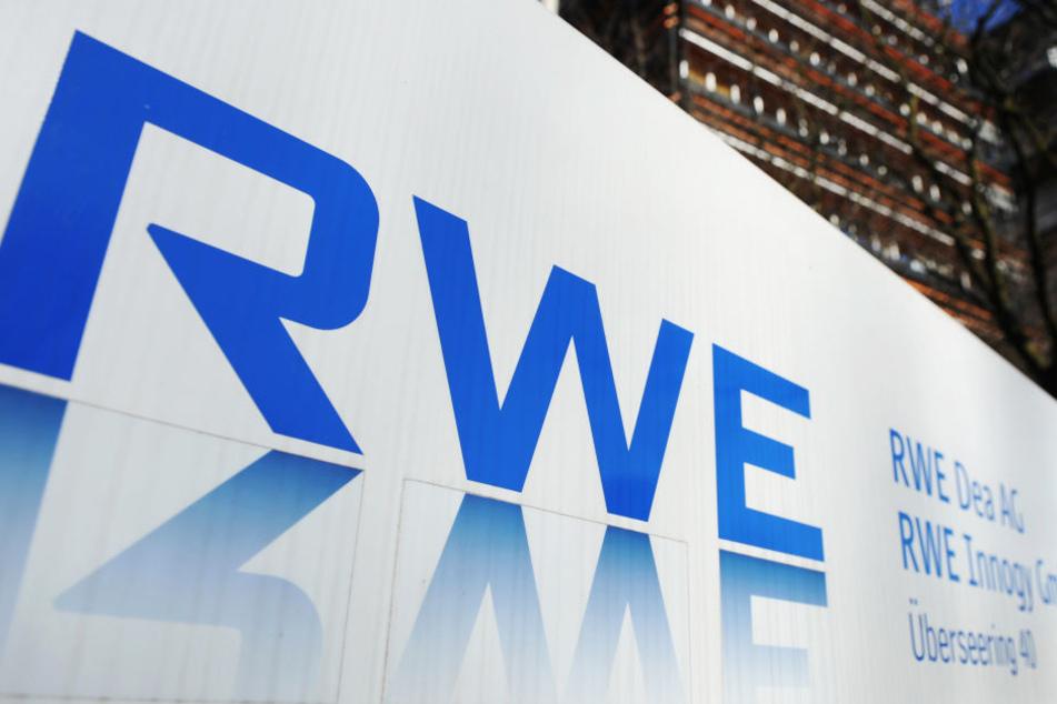 Die Internetseite des Energiekonzerns RWE war am Montag zeitweise nicht oder nur schwer zu erreichen.