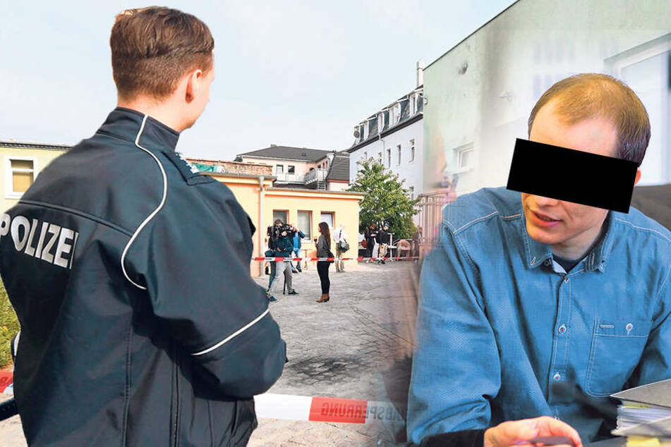 Dresdner Moschee-Bomber hatte keine Ahnung von Chemie