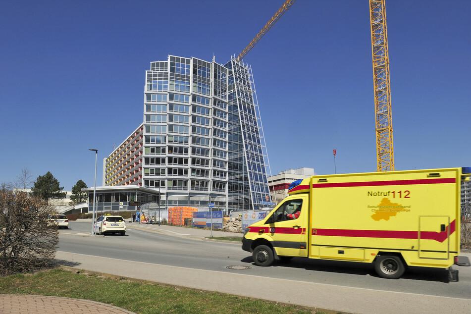 In Chemnitz werden aktuell 30 Corona-Patienten behandelt.