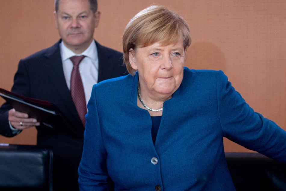 Angela Merkel will nicht für den Parteivorsitz der CDU kandidieren.