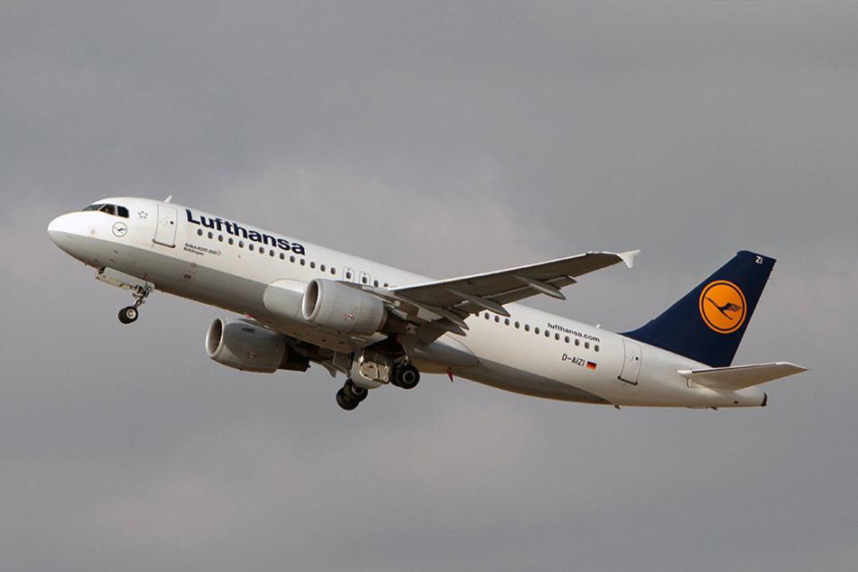 Die deutsche Lufthansa belegt Platz 12. Air Berlin findet man erst auf dem zwanzigsten Rang.