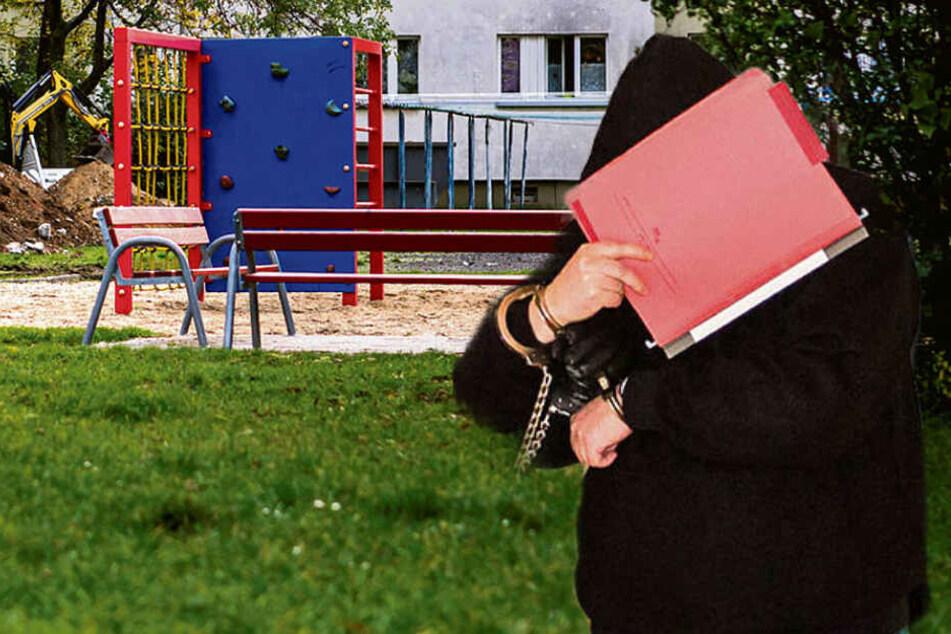 Vom Spielplatz gezerrt: Taxifahrer vergewaltigte Mädchen (7)