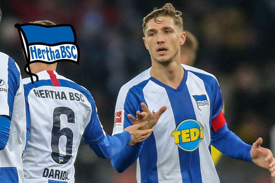 Hertha ohne Boyata in Wolfsburg: Neue Chance für Pechvogel Stark?