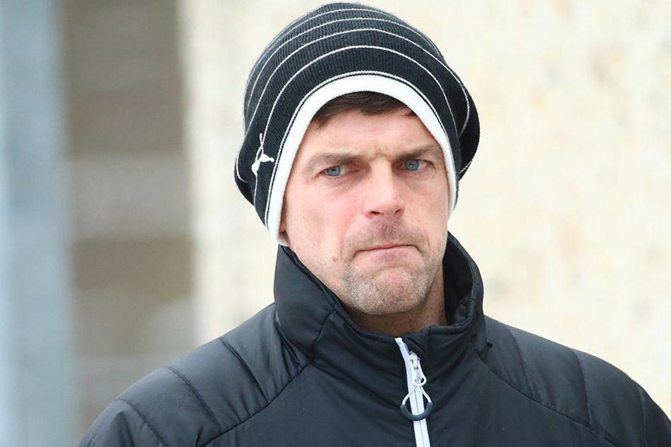 Torsten Ziegner (39) ist kein Freund des Winters.