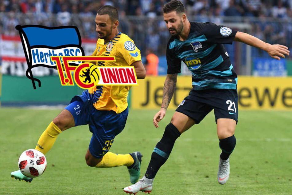 DFB-Pokal: Hertha muss nach Darmstadt, Hammerlos für Union