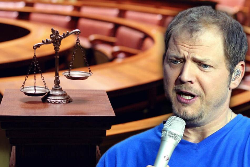 Wegen Markenname: Gerichts-Ärger für Mario Barth
