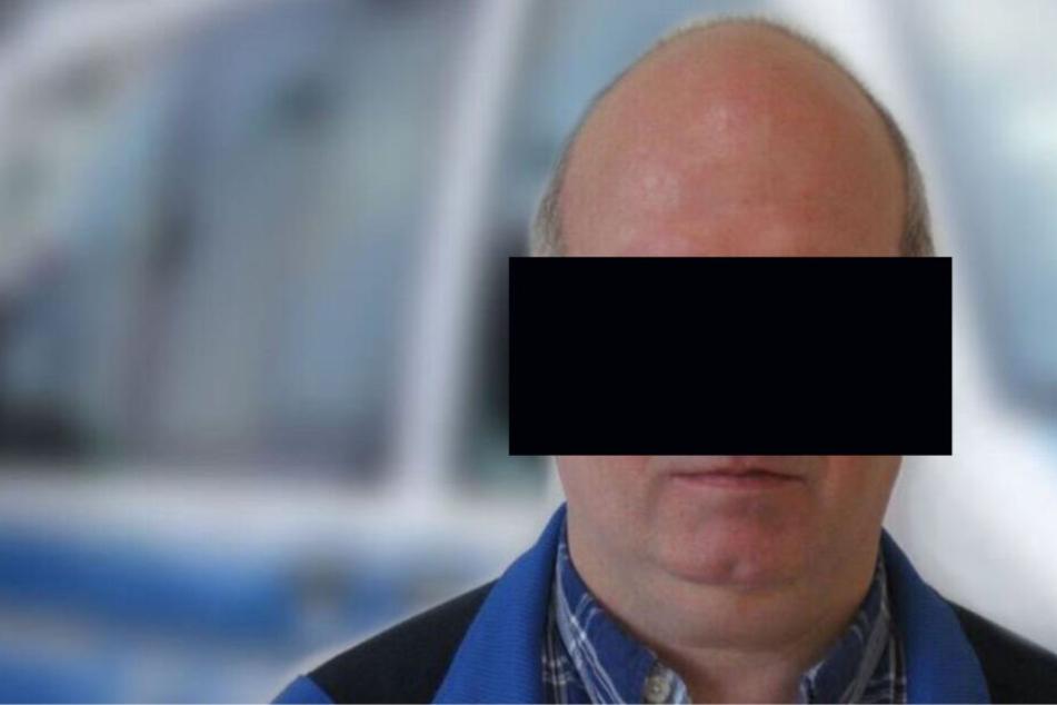 Der Mörder (67) war aus einer geschlossenen Psychiatrie in Köln entflohen.