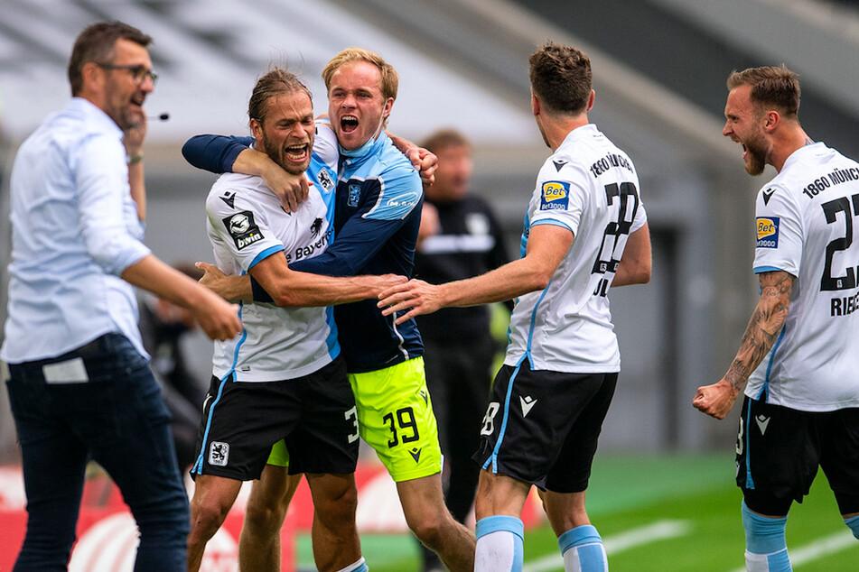 Das Münchner Team ist kampflos in die Endrunde des Toto-Pokals eingezogen.