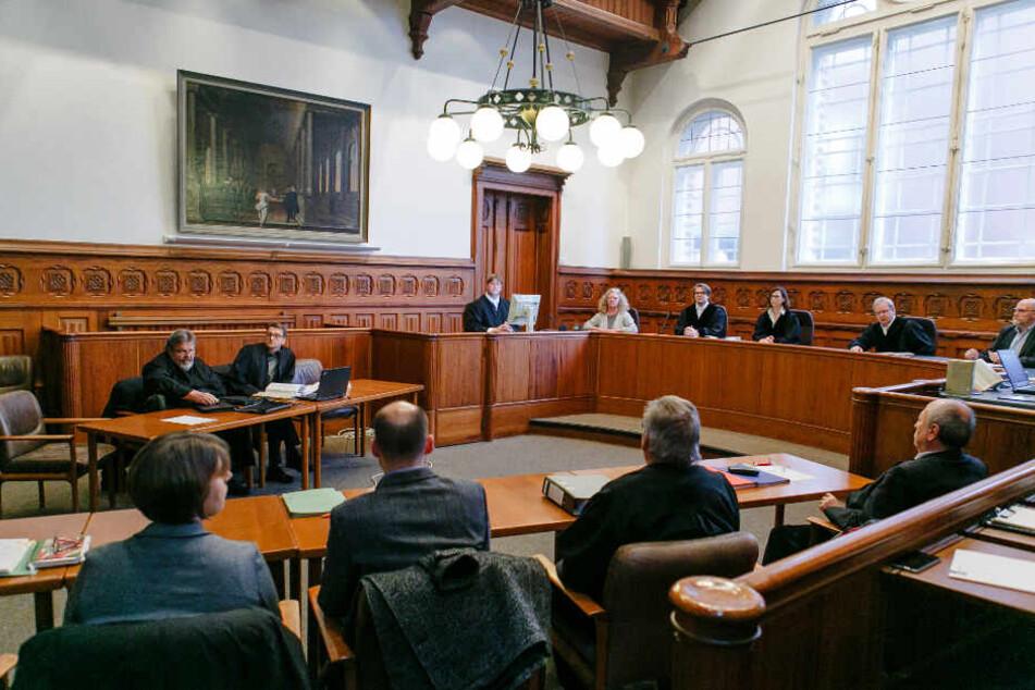 Der Prozess gegen die beiden 19-Jährigen fand vor dem Flensburger Landgericht statt.