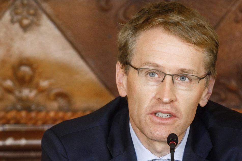 Ministerpräsident Daniel Günther: Situation der CDU ist dramatisch