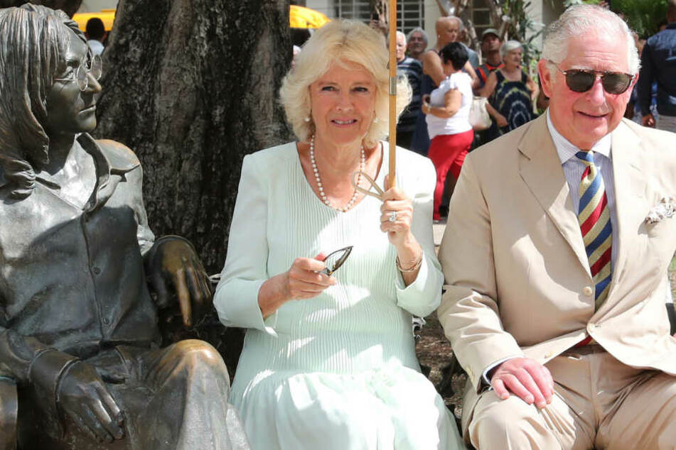 Royals im Anflug! Prinz Charles und Camilla zu Besuch in München