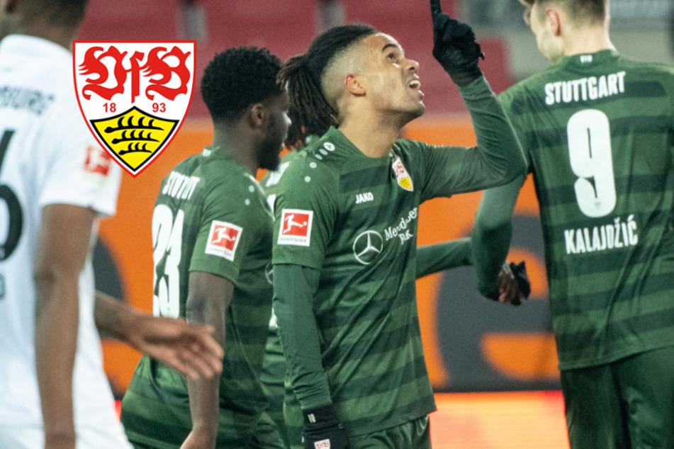 """VfB Stuttgart will Klassenerhalt sichern, """"dann können wir immer noch schauen"""""""