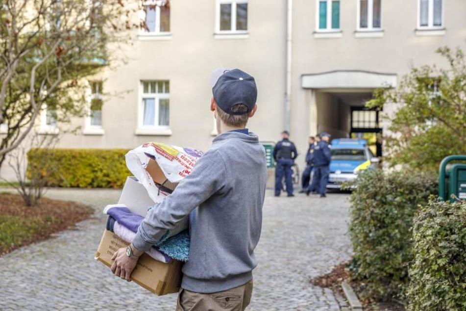 Marko * musste aus seiner Wohnung.