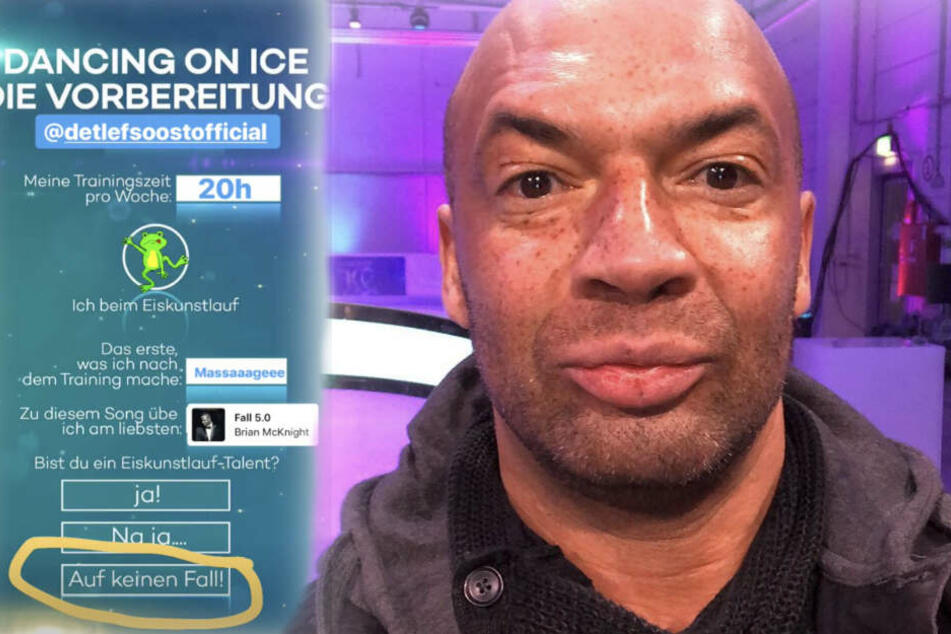 """Detlef D! Soost verrät seine Vorbereitung für """"Dancing on Ice"""". (Bildcollage)"""