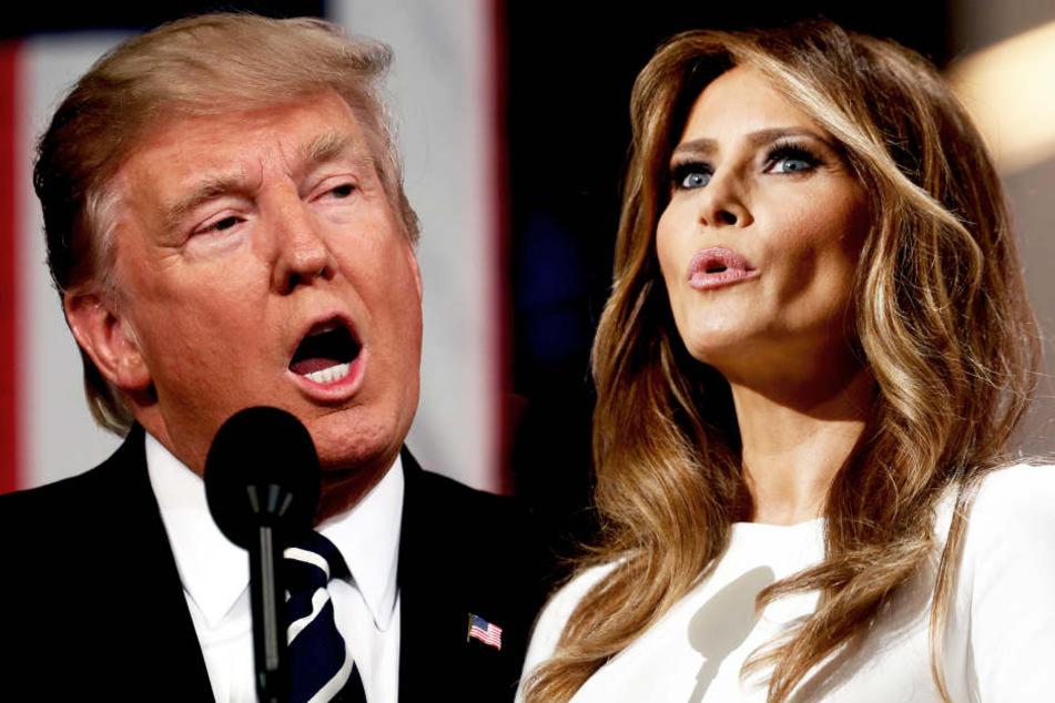 Interview aufgetaucht: Melania verrät Details über Sex-Leben mit Trump