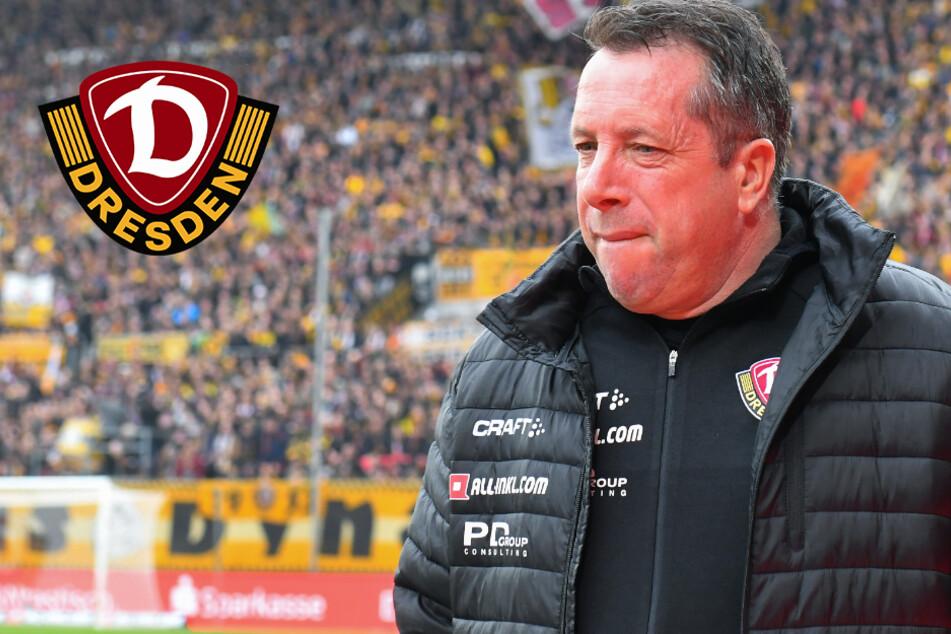 "Dynamo-Coach Kauczinski über Corona-Infektionen: Absicht? ""Völlig Banane"""